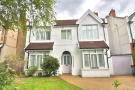 Detached house for sale in Crescent Road, Sidcup...