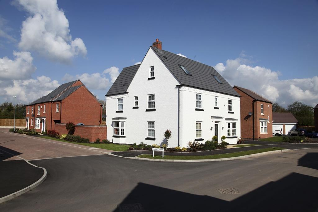 Five bedroom home at Papplewick Green