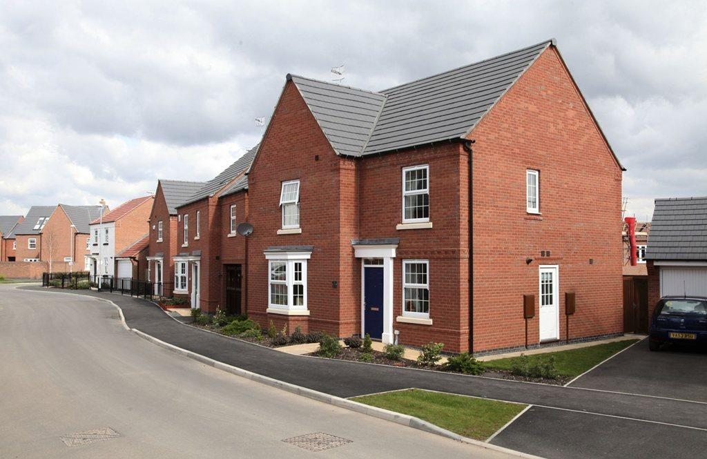 Homes at Papplewick Green
