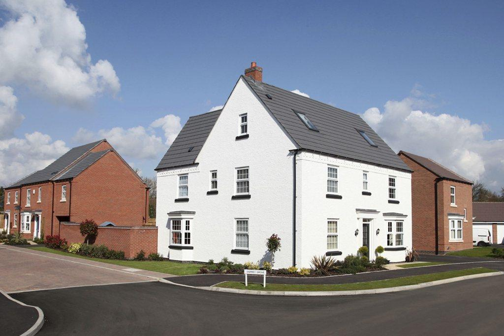 New Homes Papplewick Lane Hucknall