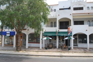 Cafe in Algarve, Albufeira