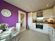 3 bed new house in Kipling Road...