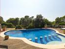 Pool to gardens