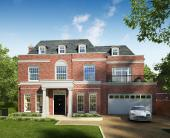 5 bedroom new home in Copse Hill, London, SW20