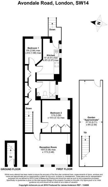 Avondale 97 Floorpla