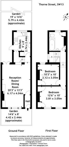 Floorplan without sq