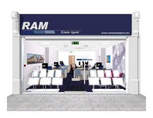 RAM, Ilfordbranch details