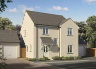4 bed new property in Kellands Lane...
