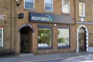 Romans , Windsor- Lettingsbranch details