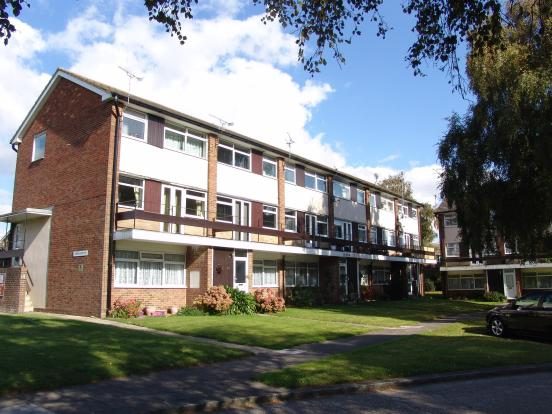 Two bed flat Exmoor drive Worthing