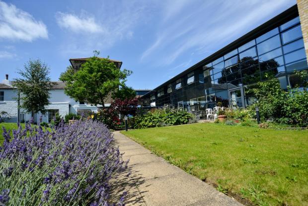 Upmarket retirement property central Worthing