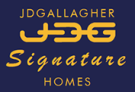 JD Gallagher Estate Agents , Signature Homes  logo