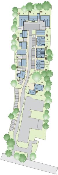 Site Plan St.Georges