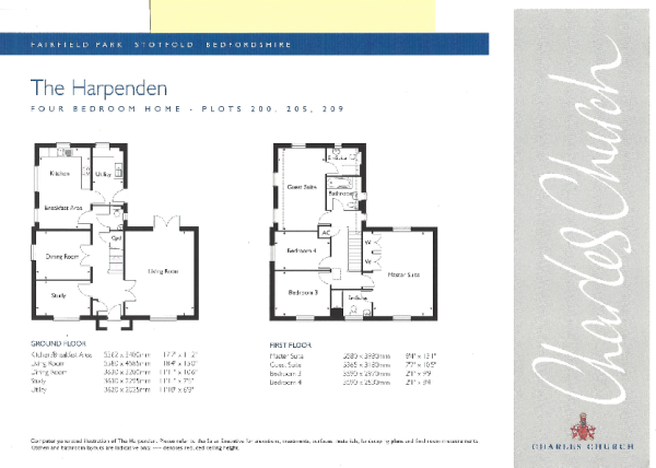 Developer Floorplan
