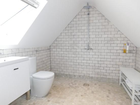 Loft Wet Room