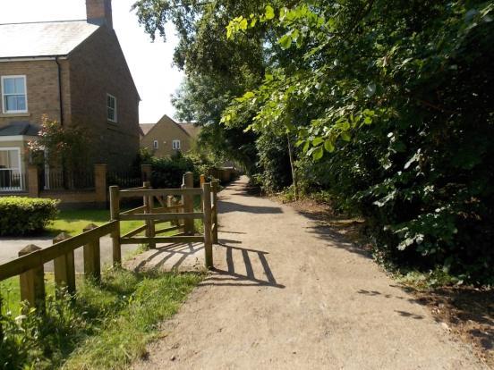 Perimiter Pathways