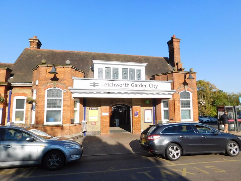 Letchworth Train St