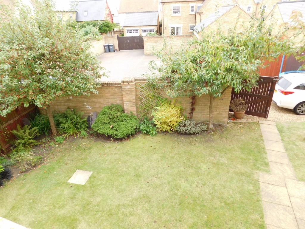 Overhead Rear Garden