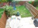 Overhead Garden View
