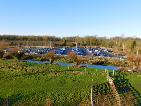 Arlesey Stn Car Park