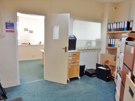 SMALL REAR OFFICE