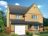 4 bed new house for sale in Windermere Drive...