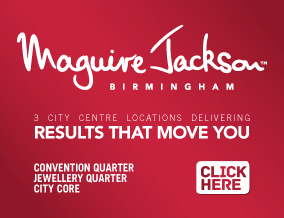 Get brand editions for Maguire Jackson, Birmingham Lettings