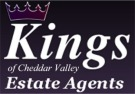 Kings Estate Agents, Cheddar logo