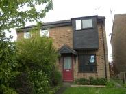 semi detached home in Hayfield Road...