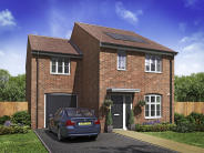 4 bed new house in Brython Drive...