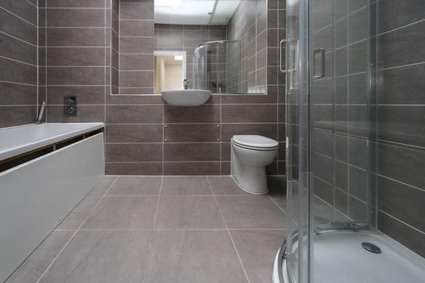 A great bathroom