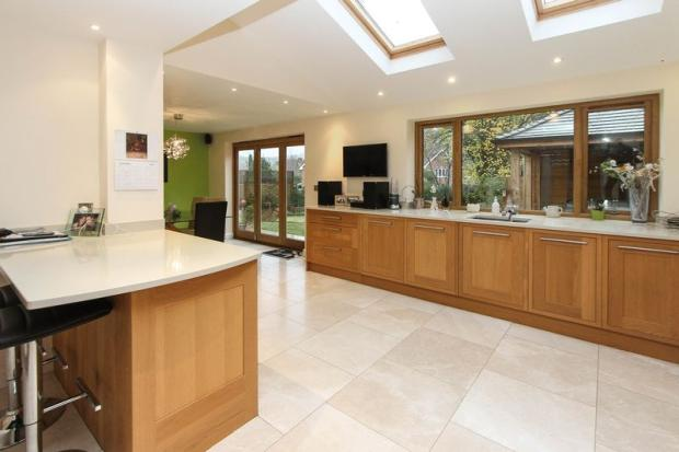 Open plan at i...