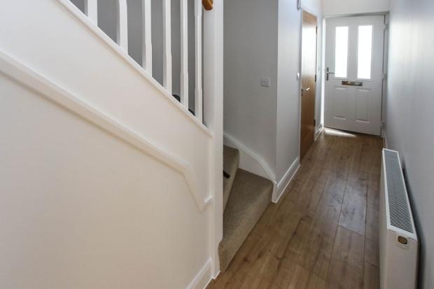 A proper hallway