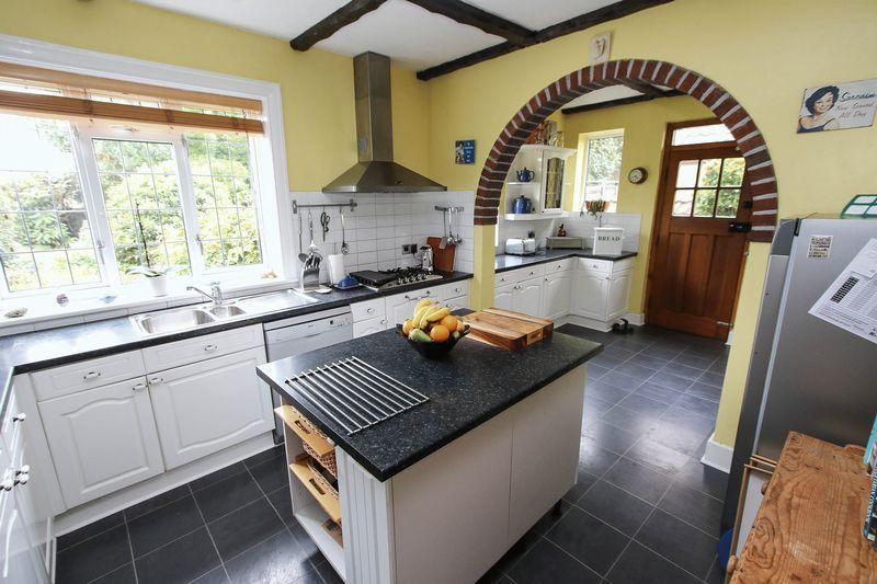 Kitchen and ut...