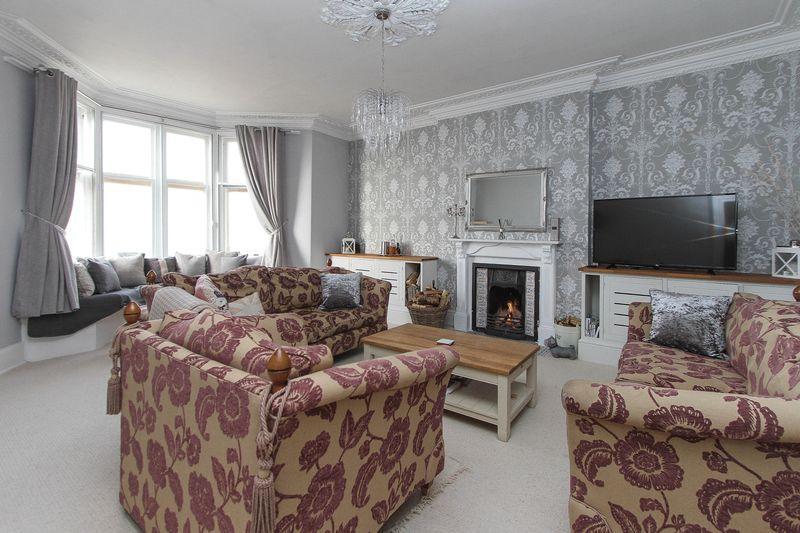 A grand room