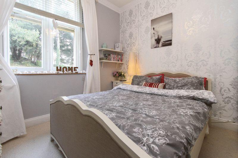 Sumptuous bedroom