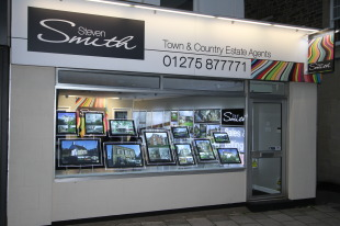 Steven Smith Town & Country Estate Agents, Clevedonbranch details