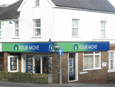 YOUR MOVE Lettings, Crowboroughbranch details