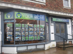 YOUR MOVE Lettings, Tenterdenbranch details
