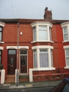 Terraced house in Rundle Road, Aigburth...