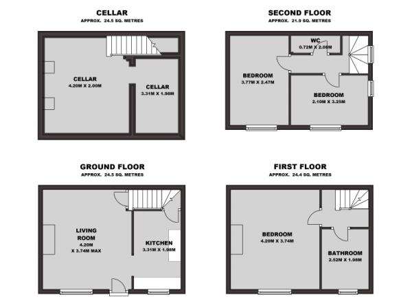 7 Quarry Street - floorplan
