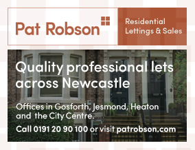 Get brand editions for Pat Robson, Jesmond