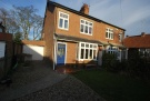 Glebe Avenue semi detached house to rent