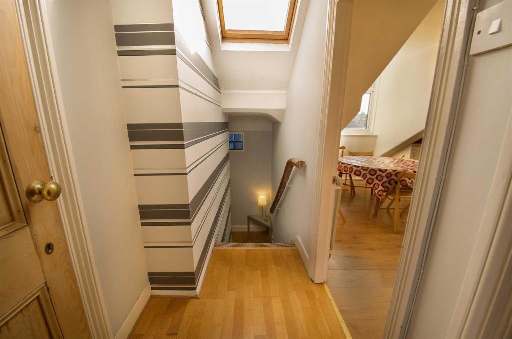 Second Floor Hallway