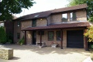 4 bed Detached house in Glastonbury Grove...