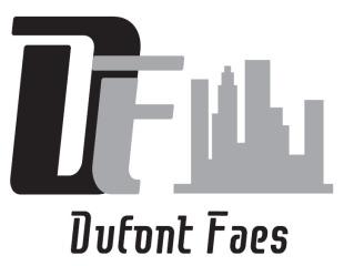 DuFont Faes , Londonbranch details