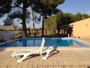 Detached Villa for sale in Villena, Alicante...