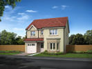 4 bed new home for sale in Bruce Road, Crossgates...