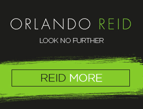 Get brand editions for Orlando Reid, London