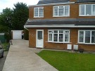 3 bedroom semi detached property to rent in Cae Berwyn, Sychdyn, CH7